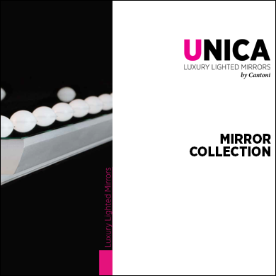 Unica by Cantoni Spiegel Kollektion EN